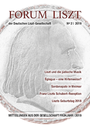 Forum Liszt No 02 2019 Title